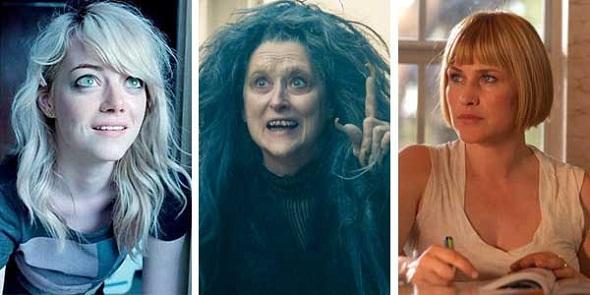Emma Stone, Meryl Sytreep y Patricia Arquette, algunas de las nominadas para el premio del Sindicato de Actores