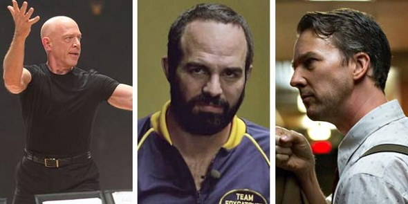 J.K. Simmons, Mark Ruffalo y Edward Norton