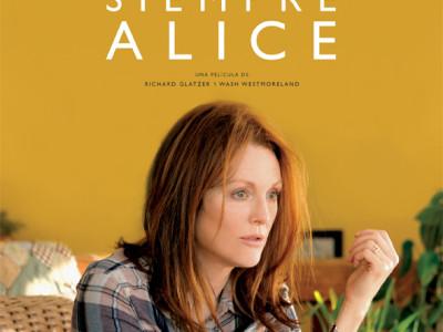 Póster de 'Siempre Alice'