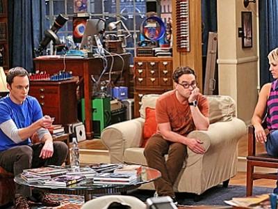 Protagonistas de 'The Big Bang Theory'