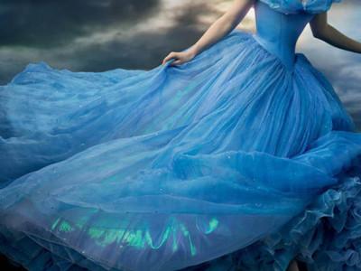 Póster en español de 'Cenicienta (Cinderella)'