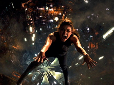 Mila Kunis, en una imagen de El destino de Júpiter (Jupiter Ascending)