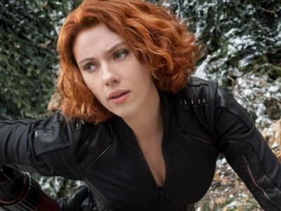 Una imagen de Scarlett Johansson como La Viuda Negra