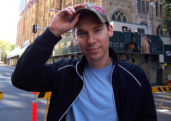 Una imagen del director Bryan Singer