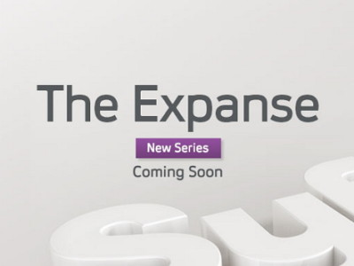 Promoción de la serie 'The Expanse' en el canal SyFy