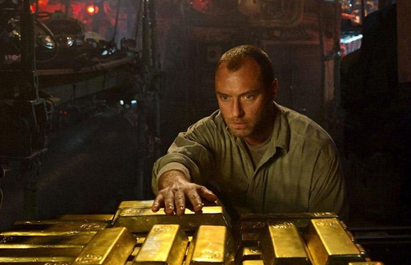 Jude Law protagoniza 'Black Sea'