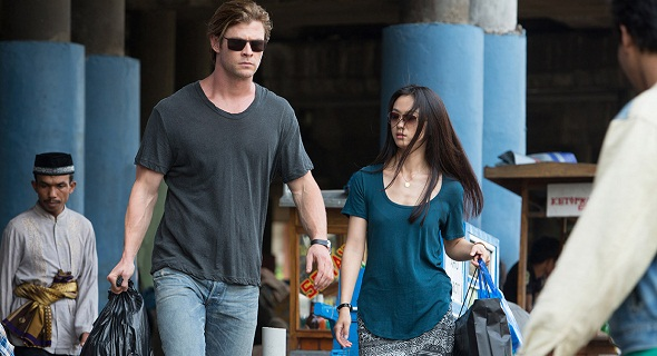 Chris Hemsworth protagoniza el film