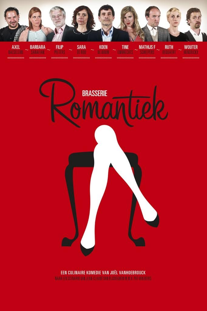 Póster de la película Brasserie Romantic