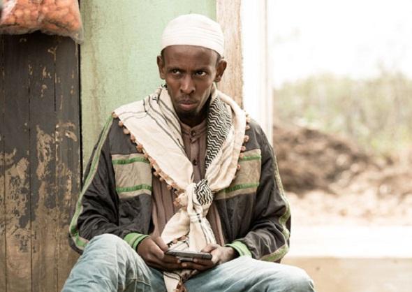 Barkhad Abdi ya recibió elogios en 'Capitán Philips'