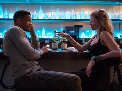 Will Smith y Margot Robbie protagonizan el film