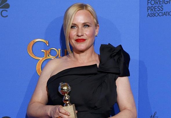 Patricia Arquette gana el premio por 'Boyhood'