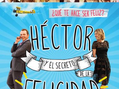 Póster de 'Héctor y el Secreto de la Felicidad'.