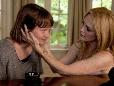 Julianne Moore y Mia Wasikowska en 'Maps to the stars'