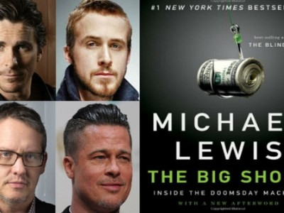 Brad Pitt, Ryan Gosling y Christian Bale protagonizarán 'The big short'