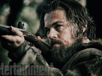 Leonardo DiCaprio en 'The revenant'
