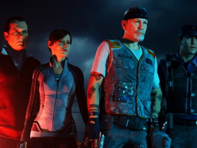 Reparto de lujo para Call Of Duty: Advanced Warfare Exo Zombies