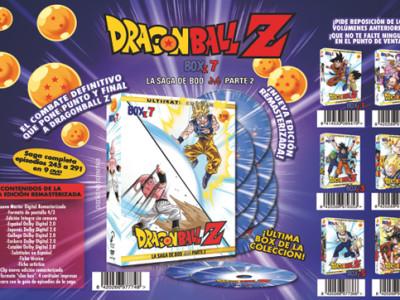 Pack 'Bola de Dragón Z'.