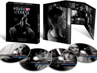 'House of Cards' Pack en DVD
