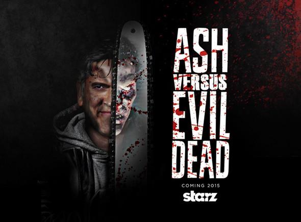 Una imagen promocional de la serie Ash Vs Evil Dead
