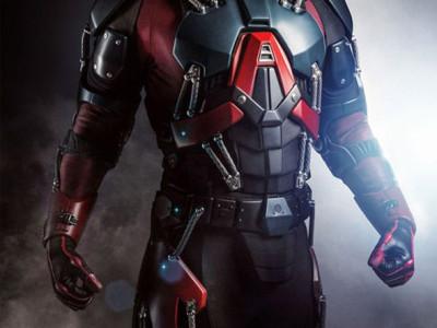 Imagen del actor Brandon Routh como Atom en 'Arrow'