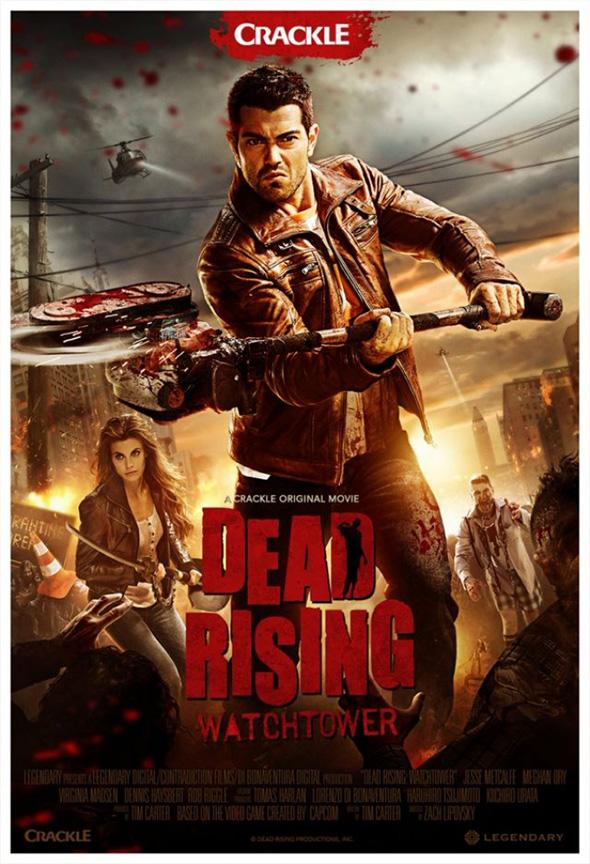 Póster de la película Dead Rising: Watchtower