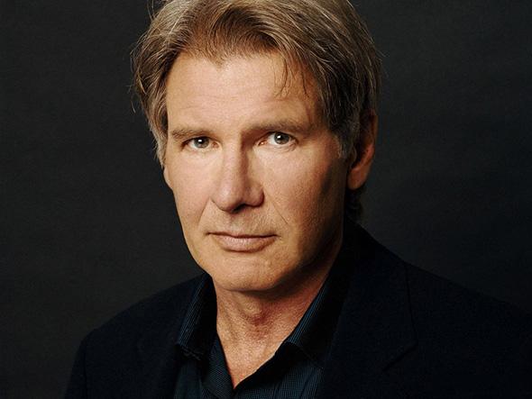 Una imagen del actor Harrison Ford