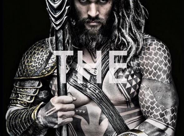 Una imagen del actor Jason Momoa como Aquaman