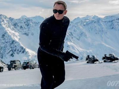 Daniel Craig, en una imagen de 'Spectre'