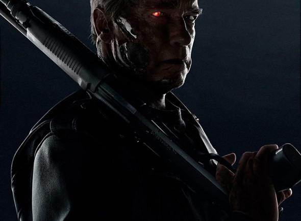 Nuevo póster de Terminator Génesis