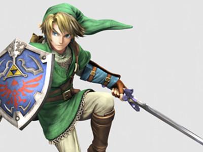 Una imagen de The Legend of Zelda