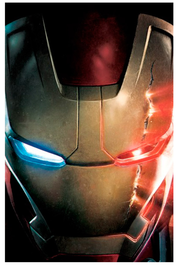 Iron Man protagoniza el póster de 'Vengadores: la era de Ultrón (Avengers: Age of Ultron)'