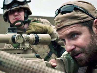 Bradley Cooper protagoniza 'El francotirador'