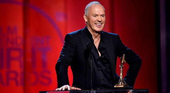 Michael Keaton, mejor actor protagonista