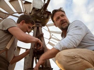 Russell Crowe protagoniza y dirige 'El maestro del agua'