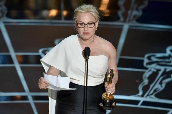 Patricia Arquette, mejor actriz de reparto por 'Boyhood'