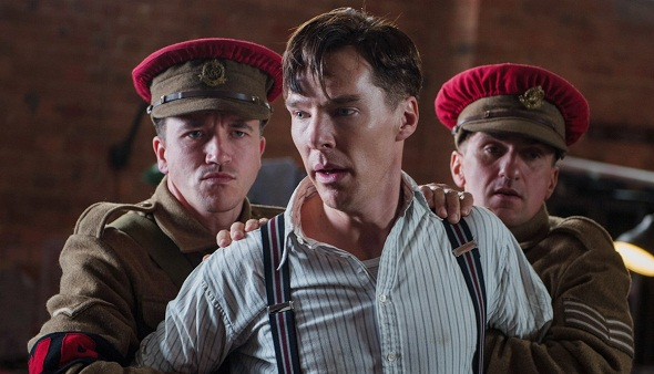 Benedict Cumberbatch emociona en 'The imitation game'