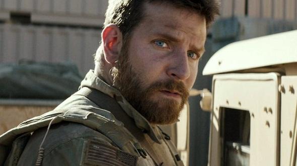 Bradley Cooper, nominado por tercera vez gracias a 'El francotirador'