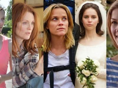 Las cinco nominadas al Oscar a mejor actriz