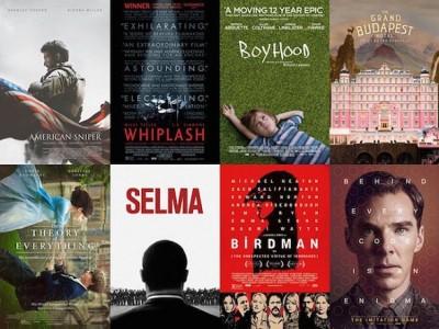 Películas nominadas al Oscar a mejor film del año
