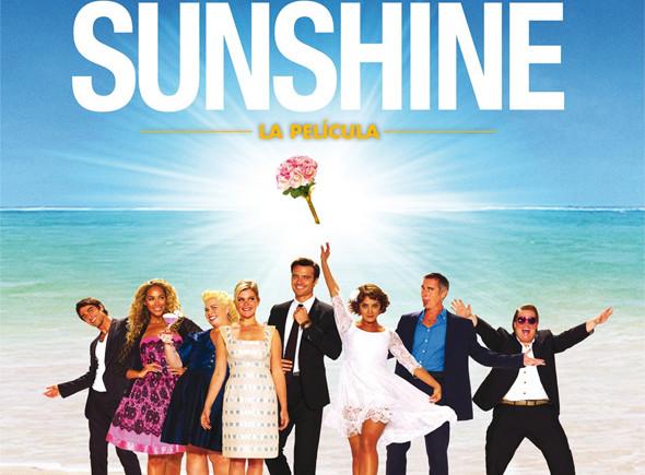 Póster de 'Walking on Sunshine'