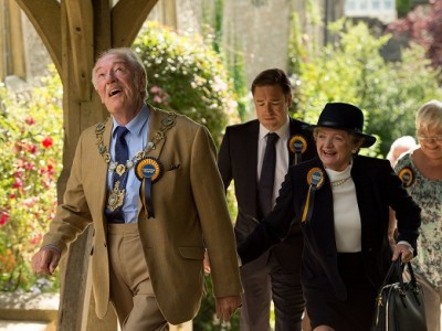 Michael Gambon entre los protagonistas de 'The casual vacancy'