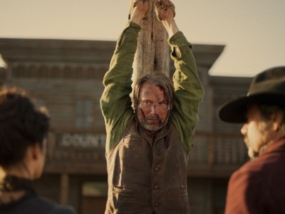 Mads Mikkelsen protagoniza 'The salvation'