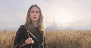 Britt Robertson es el rostro poco conocido de 'Tomorrowland'
