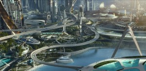 'Tomorrowland'