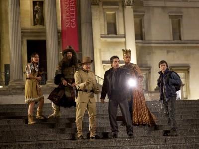 Noche en el Museo: el secreto del faraón