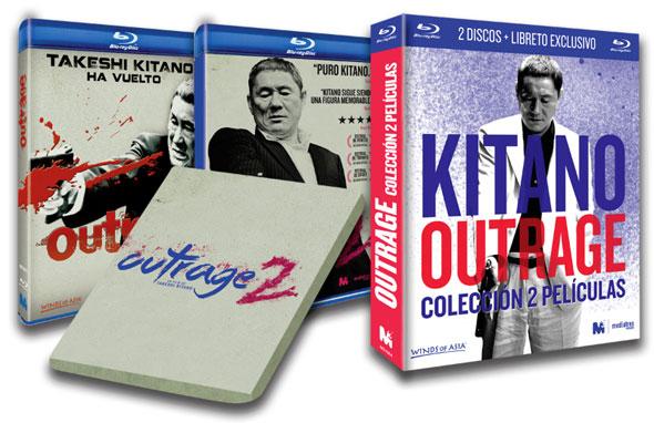 Ediciones a la venta de 'Outrage2'