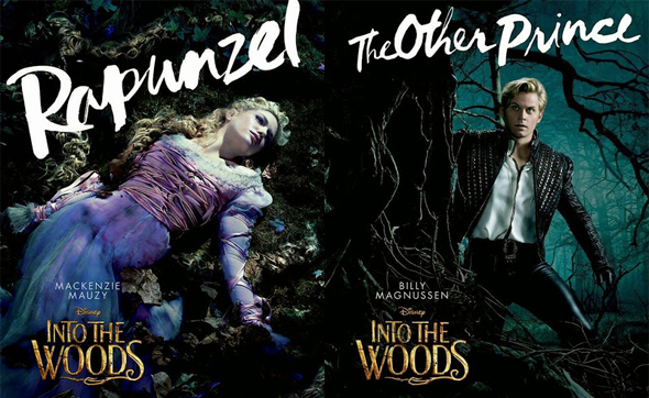 'Into the Woods' promo