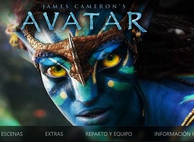 Avatar Interface de la película