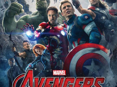 Póster de los Vengadores: la era de Ultrón (Avengers: age of Ultron)