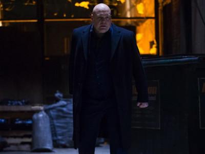 Una imagen de Vincent D'Onofrio como Kingpin